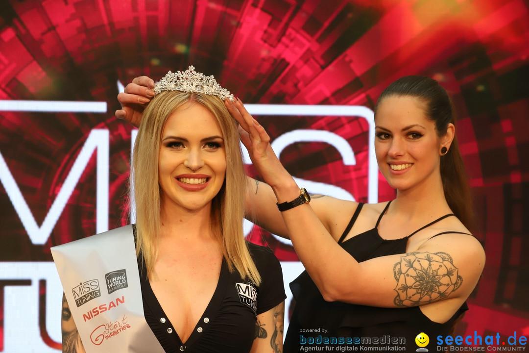 TUNING WORLD BODENSEE - Messe mit Miss Tuning: Friedrichshafen, 05.05.2019