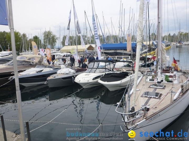ULTRAMARIN Boatshow: Kressbronn am Bodensee, 12.05.2019