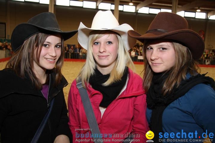 Messe: PFERD-BODENSEE 2010: Friedrichshafen, 28.02.2010