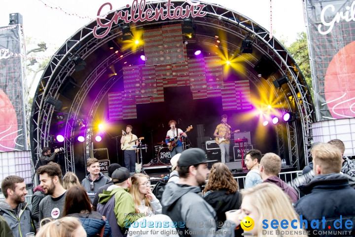 Grillentanz Festival: Arbon, 25.05.2019