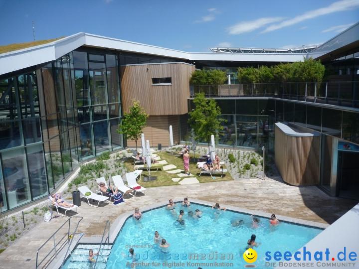 Eroeffnung des neuen Sportbades: Friedrichshafen, 08.06.2019
