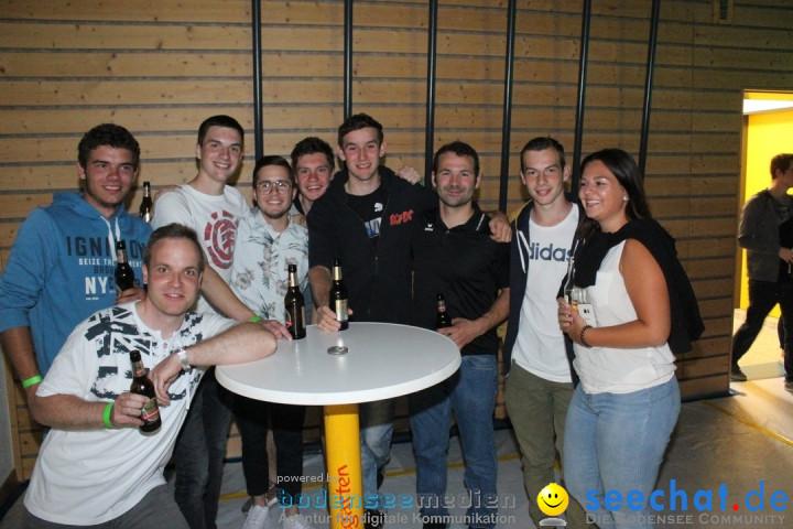 Pfingstparty: Bettwiesen, 09.06.2019