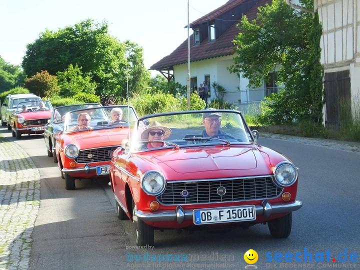 FIAT RARITAETEN: Bad Buchau, 08.06.2019
