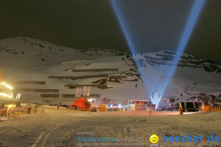 Skimax Perfect Sunday: Warth im Arlberg, 13.03.2010