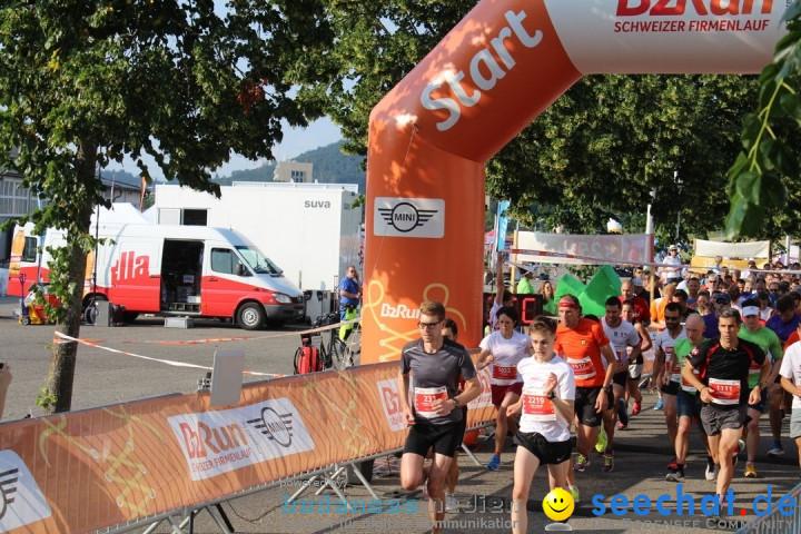 B2RUN schweizer Firmenlauf: Bern, 02.07.2019