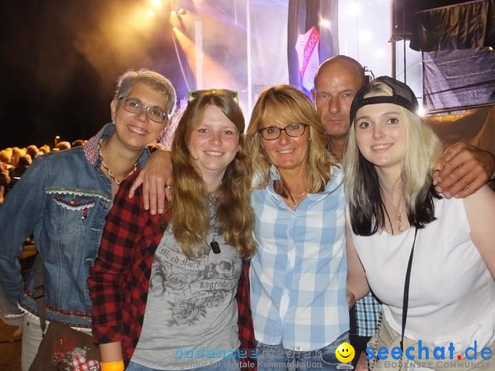 Waldstadion Open Air mit Beatrice Egli und Francine Jordi: Neufra, 06.07.20
