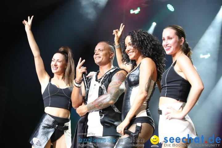 90er Live Open-Air mit Bluemchen: Ravensburg, 06.07.2019