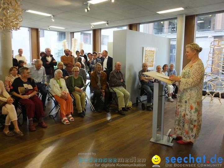 Vernissage - Natur Resonanzen - pro arte: Biberach, 11.07.0219