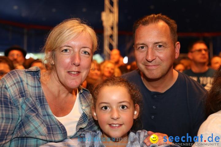 JORIS und Vorband MARY LOU - Honberg Sommer: Tuttlingen, 12.07.2019