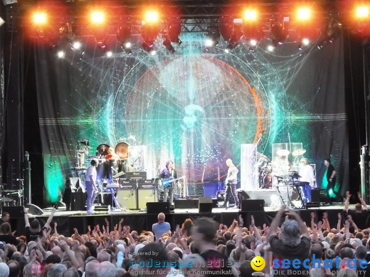 TOTO: Schloss Salem Open Airs: Salem am Bodensee, 18.07.2019
