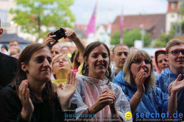 JAMES MORRISON - Hohentwielfestival: Singen am Bodensee, 27.07.2019