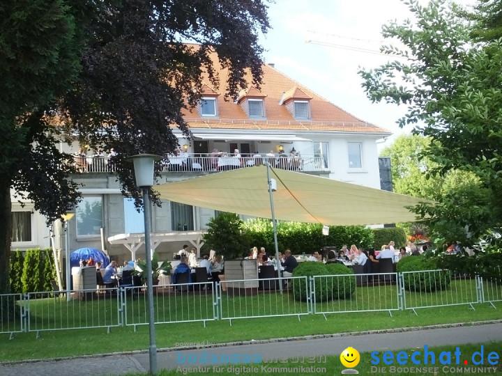SEENACHTFEST mit Feuerwerk: Konstanz am Bodensee, 10.08.2019