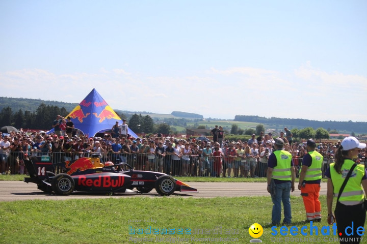 Red Bull Race Day 2019: Grenchen, 11.08.2019