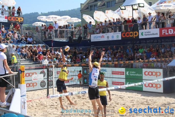 Coop Beachtour Volleyball 2019: Rorschach, 25.08.2019