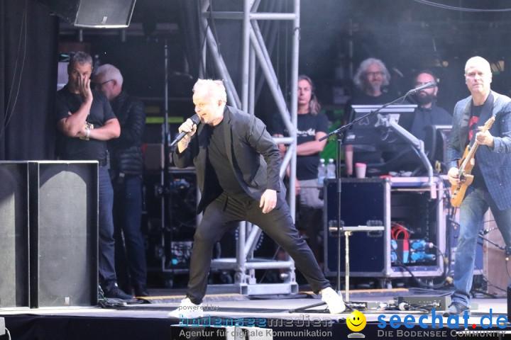 SummerDays Festival mit Herbert Groenemeyer und Bonnie Tyler: Arbon, 23.08.