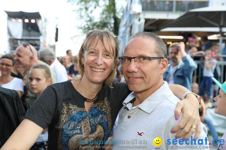 SummerDays Festival mit Stefanie Heinzmann und Mark Forster: Arbon, 24.08.2