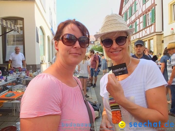 Flohmarkt: Sigmaringen, 31.08.2019