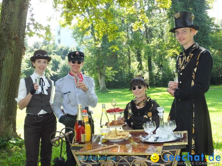 Steampunk-Treffen: Sigmaringen, 31.08.2019