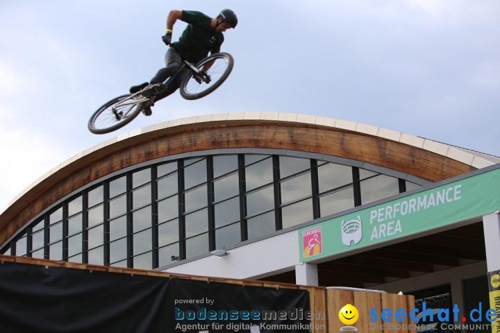 EUROBIKE 2019 - Festival Day - Fahrrad-Leitmesse: Friedrichshafen, 07.09.20
