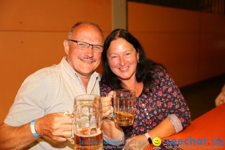 Oktoberfest - Narrenzunft Hugeloh: Leimbach am Bodensee, 21.09.2019