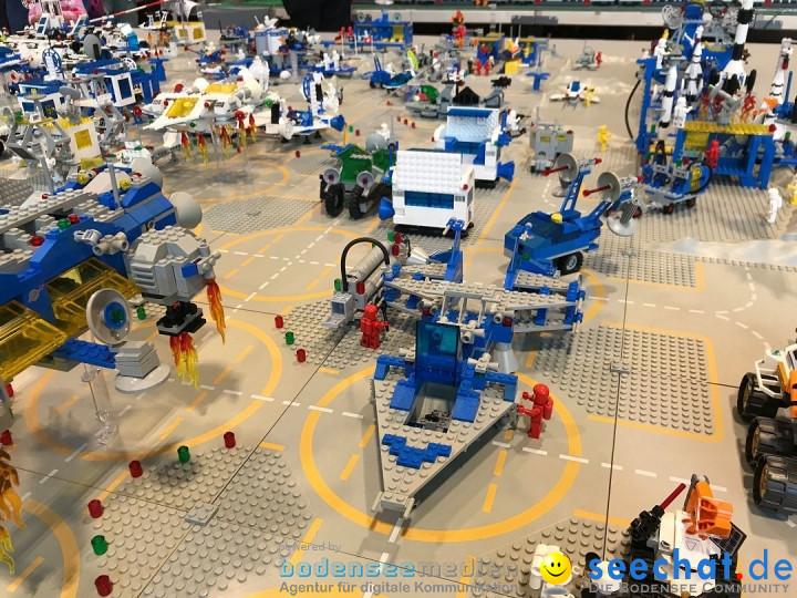 LEGO - Ausstellung SteinCHenwelt: Arbon am Bodensee, 06.10.2019