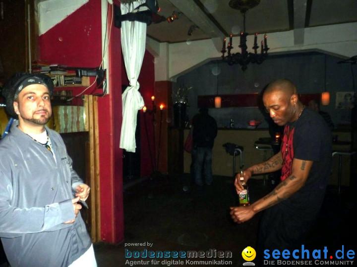Big Reggae und Dancehall Party - Gonzales, Ravensburg: 27.03.2010