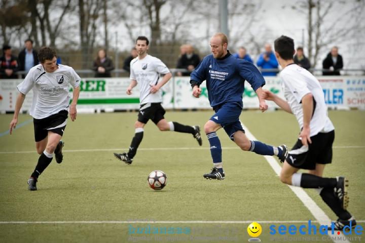 FC Schonach vs. SV Niedereschach: Schonach, 03.04.2010