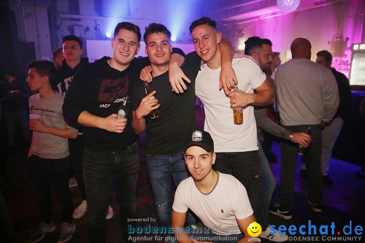 BACK 2 VIBES VOL.12 - NYLON: Rottweil, 14.12.2019