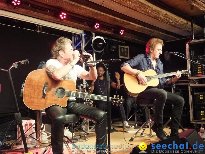 Peter Maffay: Radio7 Gaststubenkonzert im Kreuz: Obermarchtal, 19.12.2019