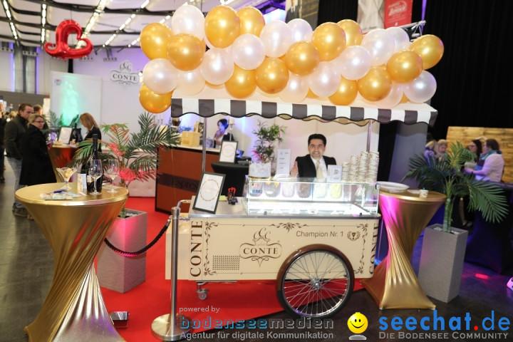 Hochzeitsmesse: Bodensee-Hochzeiten.com: Ravensburg, 12.01.2020