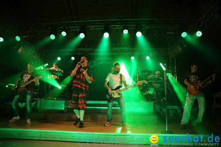 Zunftball Waldteufel mit Band Fly: Kau, 07.02.2020