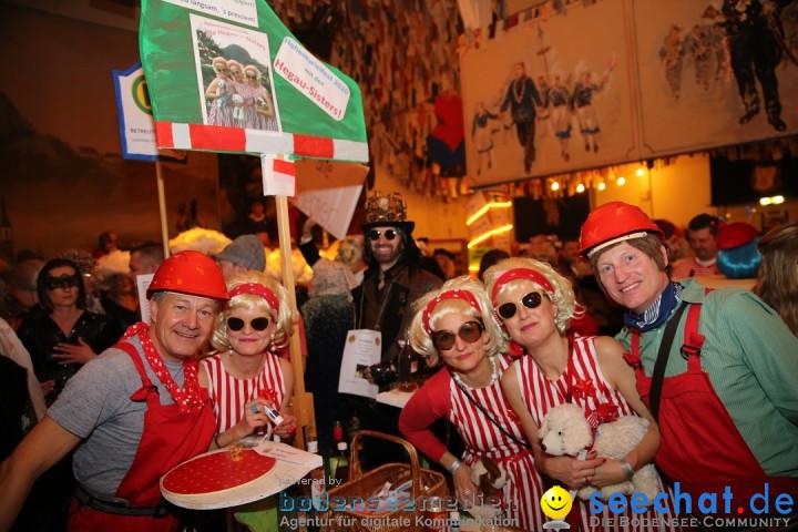 Zunftball - Poppele Zunft mit Band Fly: Singen, 15.02.2020