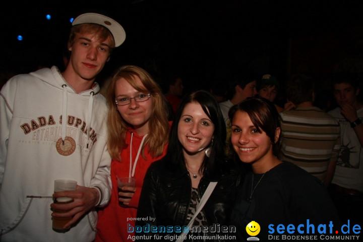 SIDO - Hey Du Tour im Club Vaudevielle: Lindau, 09.04.2010