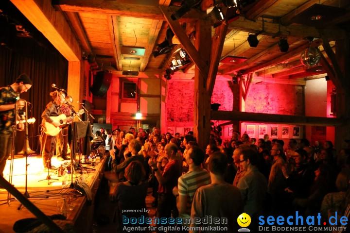 Malaka Hostel - Zehntscheuer: Ravensburg am Bodensee, 06.03.2020