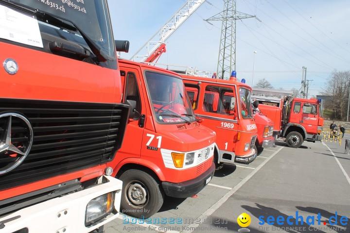 Feuerwehr Ausstellung: Rothenburg - Schweiz 8.3.2020
