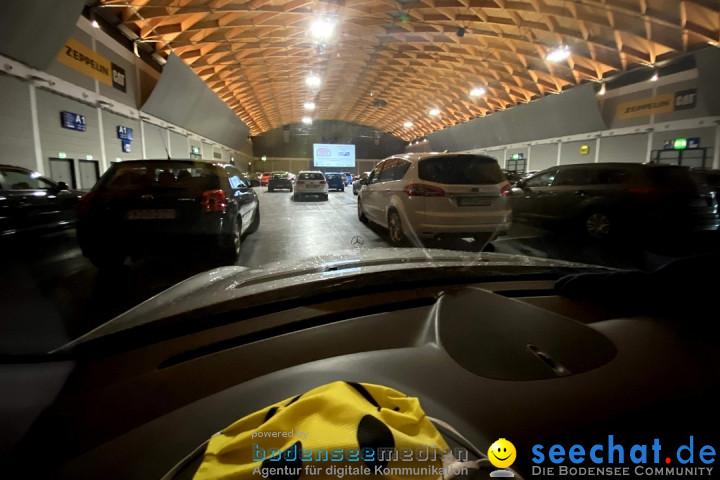Autokino - Drive-In - Messehalle: Friedrichshafen am Bodensee, 06.05.2020