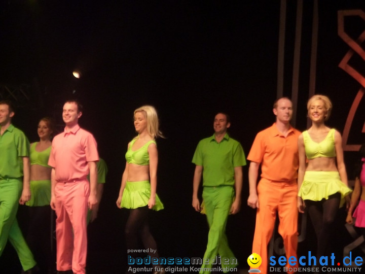 Lord of the Dance - Oberschwabenhalle: Ravensburg, 09.04.2010