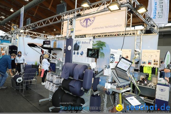 INTERBOOT - Internationale Wassersport-Ausstellung: Friedrichshafen, 19.09.