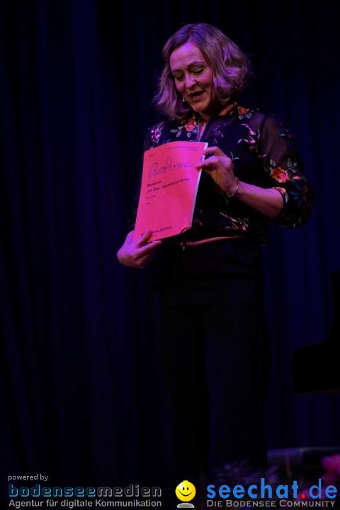 Klavierkabarett mit Anne Folger: Stockach am Bodensee, 17.10.2020