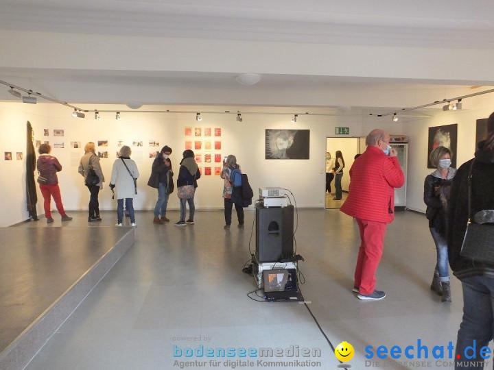 Corona Medial - Kunsthaus Caserne: Friedrichshafen, 27.03.2021