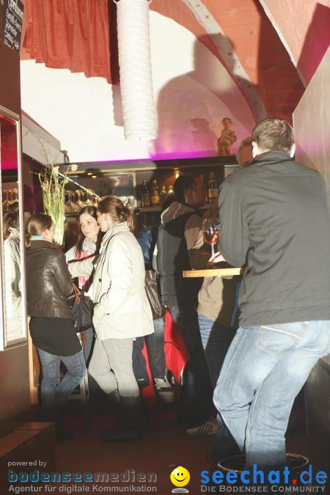Party im Bacchus: Ravensburg, 09.04.2010