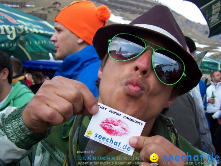 Skimax Perfect Sunday: Warth im Arlberg, 17.04.2010