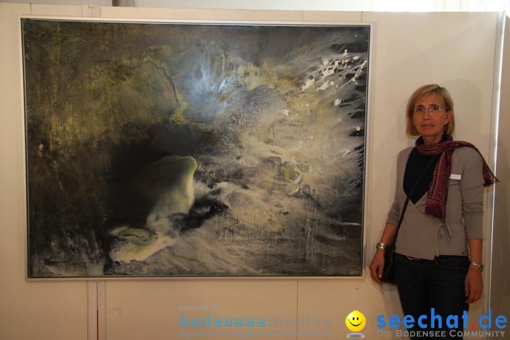 Kunstmesse im Zollhaus: Ludwigshafen am Bodensee, 24.04.2010