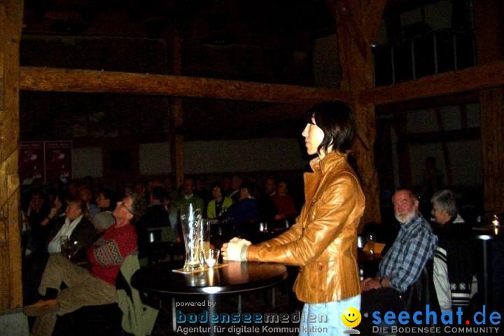 Ronnie Taheny - Zehntscheuer: Ravensburg, 15.05.2010