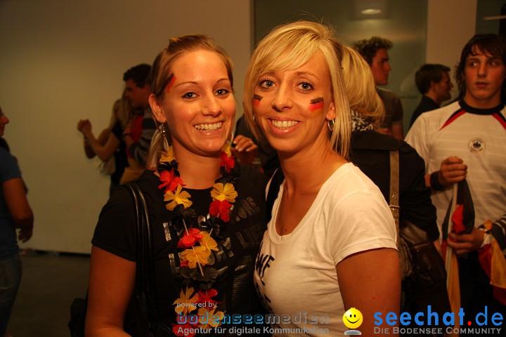 EM 2008: Deutschland - Kroatien