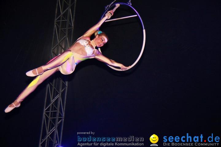 Circus Carl Busch: Ravensburg, 09.06.2010