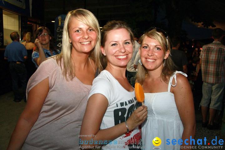 WM-2010: Deutschland-Uruguay (3:2): Ravensburg, 07.07.2010