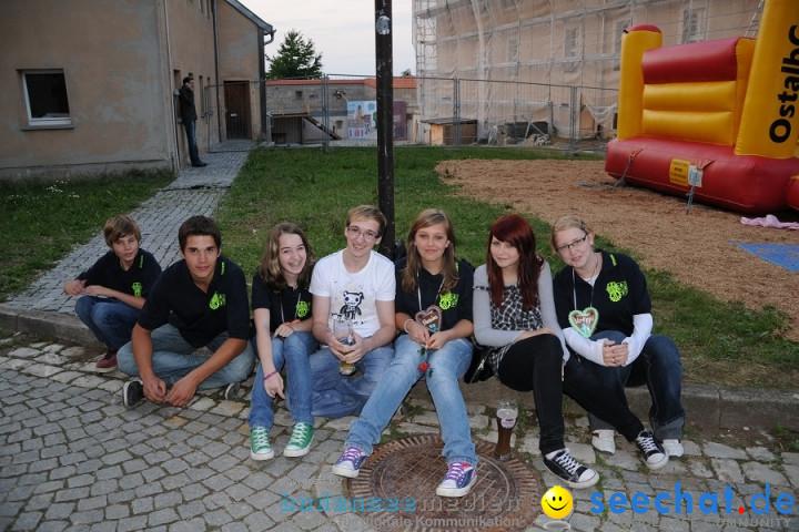Heimattage 2010 mit Randomize: Ellwangen, 25.07.2010