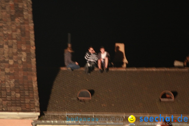 das festival 2010 mit Sophie Hunger und Stephan Eicher: Schaffhausen, 06.08