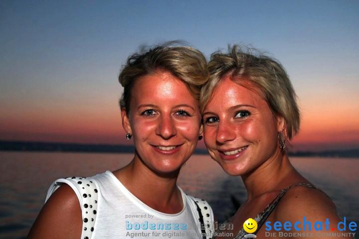 Lemon House Boat: Immenstaad, 21.08.2010